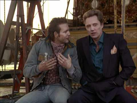 Rourke & Walken Discuss Women: Homeboy (1988) Clip HQ