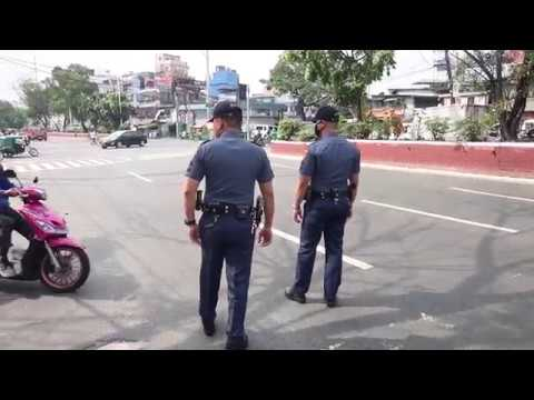 PNP Comelec Checkpoint