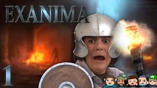 Exanima: COCONUT HEAD