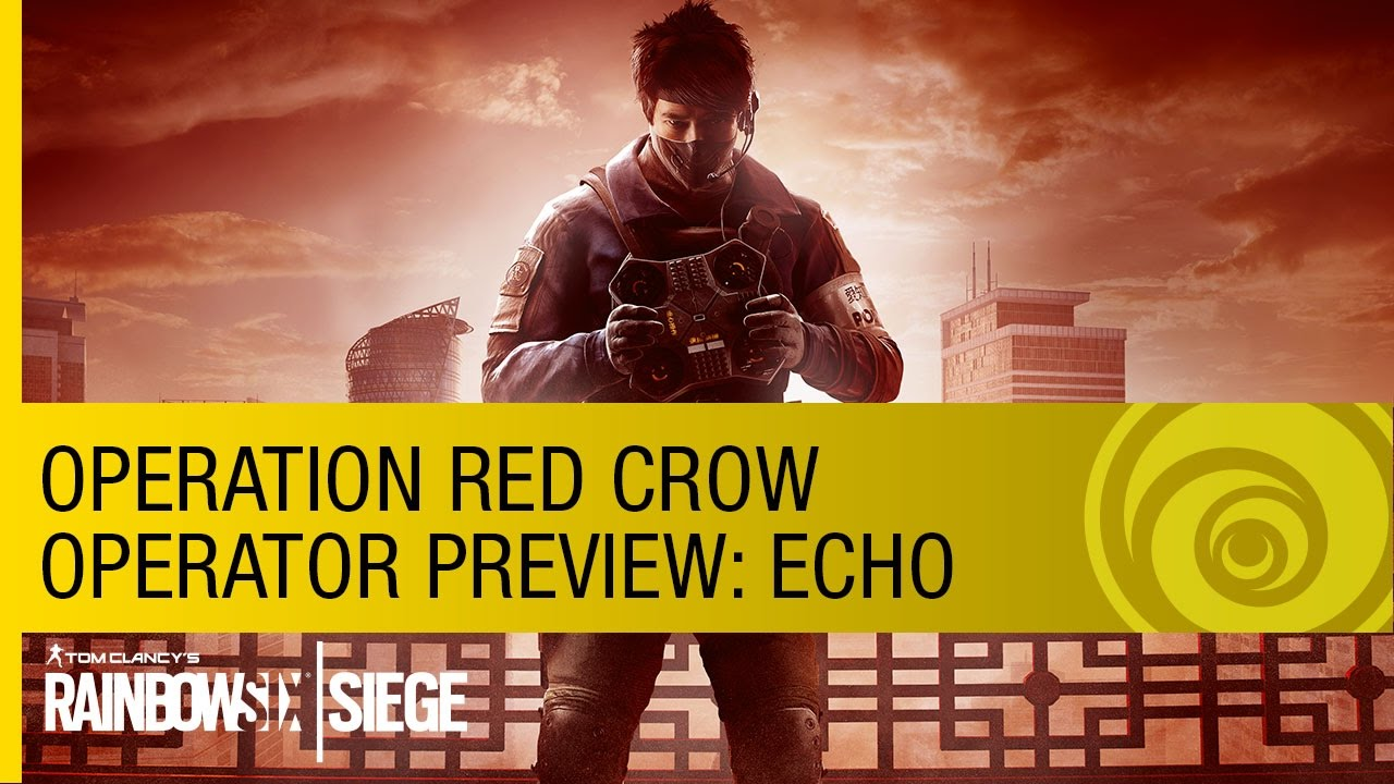 Rainbow Six Siege Operation Red Crow has a release date