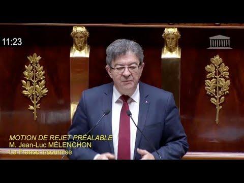 L'EXPLOSION DE LA BULLE FINANCIÈRE MENACE - Mélenchon