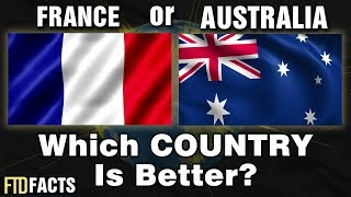 FRANCE or AUSTRALIA - Which Country Is Better? | World Cup 2018