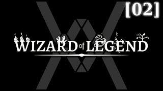 Прохождение Wizard of Legend [02]
