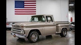 1961 Chevrolet C10 Test Drive