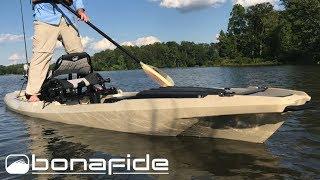 Fishing Kayak - NEW Bonafide SS127 Fishing Kayak - First Look ICAST 2017