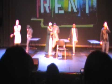 Musical Rock On Broadway...Rent