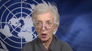 The Declaration at 70 : Anastasia Crickley –  UN Anti-racism convention