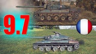 Nowe francuskie czołgi :) World of Tanks