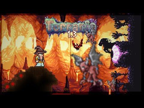 Древнее зло!    Terraria за мага #3