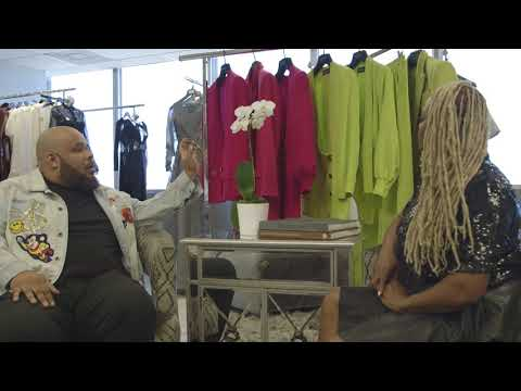Interview with Designer Sergio Hudson: On Kendall Jenner's Show Stopping Jumpsuit and More