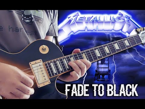 Fade To Black - Full Instrumental Cover
