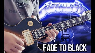 Fade To Black Full Instrumental Cover