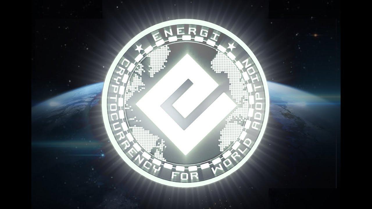 Cryptocurrency for world adoption - Energi