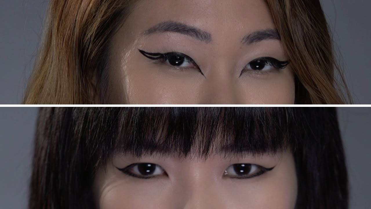 Kat Von D Tattoo Liner How To Transform Monolids And Hooded Eyes