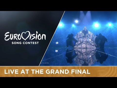 LIVE - Nina Kraljić - Lighthouse (Croatia) at the Grand Final - Eurovision Song Contest