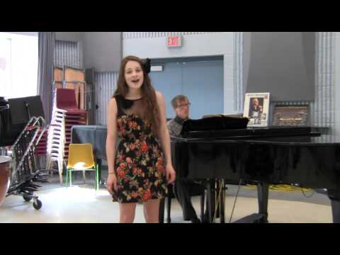 Humber Jazz Vocal Audition