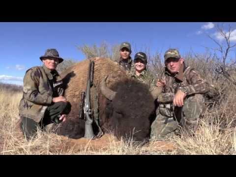 Ramos Hunts & Video Kacee Ramos Bison Hunt