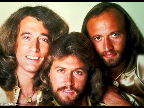 How Can You Mend a Broken Heart - The Bee Gees (Lyrics on screen)