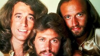 How Can You Mend a Broken Heart - The Bee Gees (Lyrics on sc...