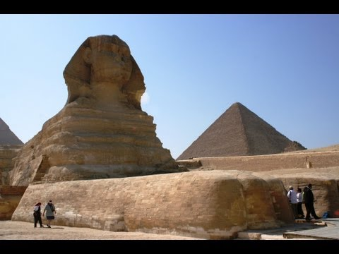 The Sphinx: Older Than The Dynastic Egyptians?