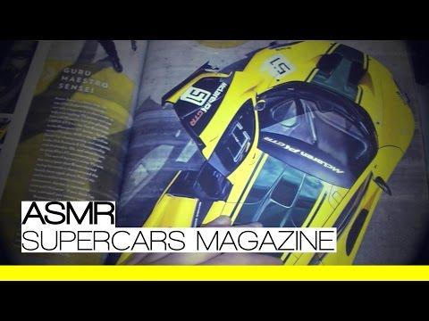 Natural ASMR Supercars Magazine | RSG