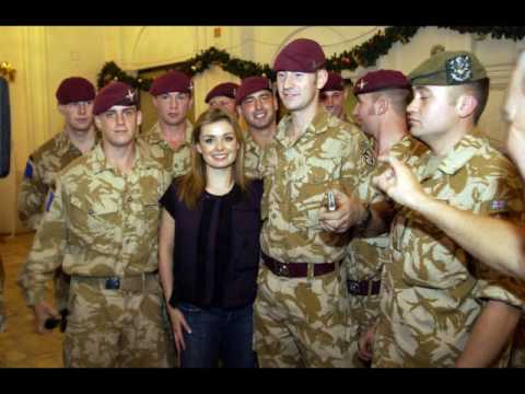 Katherine Jenkins - British Forces Sweetheart - A Tribute
