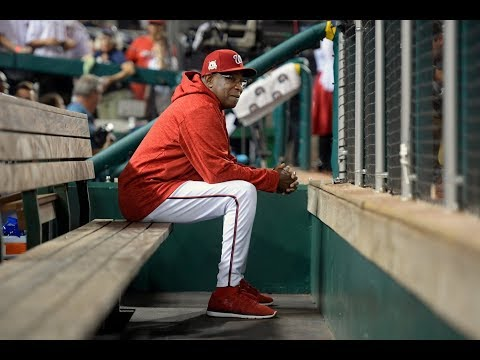 Out Dusty Baker  In A manager who'd better win a World Series  Apply within