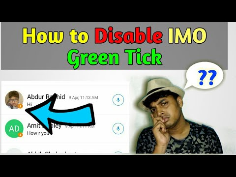 How To Disable IMO Green Light # Trending Tech Zone #