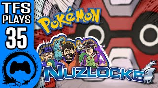 Pokemon Silver NUZLOCKE Part 35 - TFS Plays - TFS Gaming