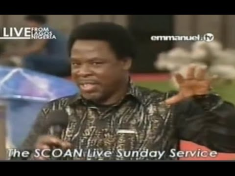 SCOAN 31/08/14: FULL TB Joshua Prophecy: Ukraine & Russia, President Barack Obama, UK. Emmanuel TV
