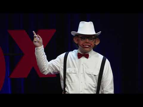 World's first TED talk written by an AI and presented by a cyborg