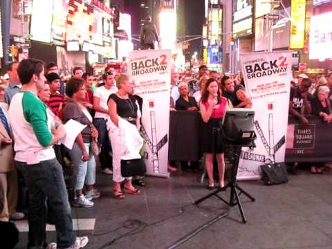 Age of Aquarius at Broadway Karaoke