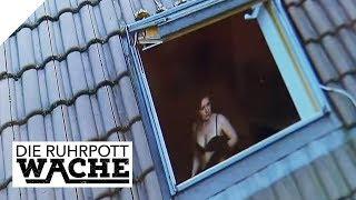 Perverser Spanner: Intimer Moment mit Drohne gefilmt | Katja Wolf | Die Ruhrpottwache | SAT.1 TV