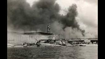 the atomic bombing of pearl harbor Pearl harbor is a us naval base near honolulu, hawaii, that was the scene of a devastating surprise attack by japanese forces on december 7, 1941 just before 8 am on that sunday morning.