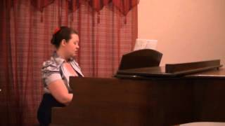 Take It Easy On Me (Beth Hart vocal+piano cover)