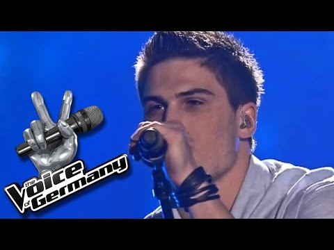 With Or Without You – Dominic Sanz | The Voice | The Live Shows Cover
