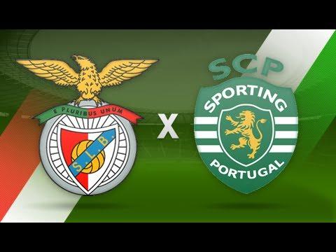 Benfica 2 x 0 Sporting (Golos de Salvio e Lima)  Relato ( Antena 1 )  21/04/2013