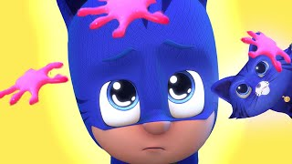 PJ Masks Episode | CLIPS | Season 2 ✨Catboy The Cat ✨HD | Cartoons for Kids