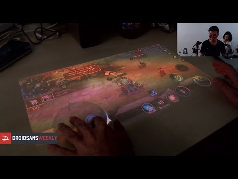 Droidsans Weekly Live 47 : ลองเล่น Xperia Touch และอัพเดทข่าวกัน - วันที่ 01 Jul 2017