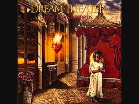 Lyric Dream Theater - On the Back of Angel