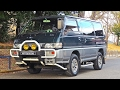 1991 Mitsubishi Delica Star Wagon 4WD Turbo Diesel L300 (USA Import) Japan Auction Purchase Review