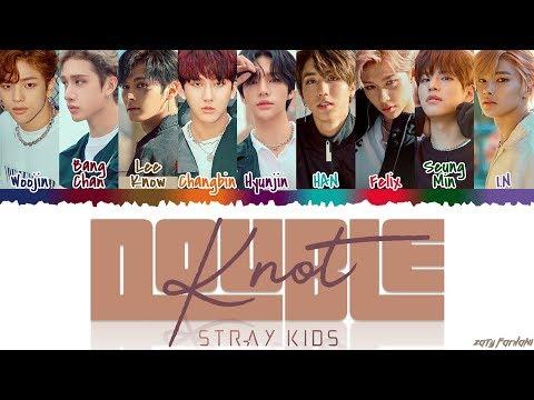 STRAY KIDS (스트레이키즈) - 'DOUBLE KNOT' Lyrics [Color Coded_Han_Rom_Eng]