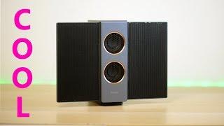 BenQ treVolo S Electrostatic Bluetooth Speaker Review - Worlds Smallest Electrostatic Speaker