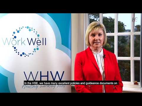 HSE HR Workplace Health and Wellbeing Unit -Supporting Your Staff's Mental Health E-learning module