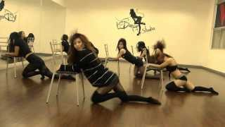 ICE by KELLY ROWLAND (STRIP DANCE by FOX NGỌC)