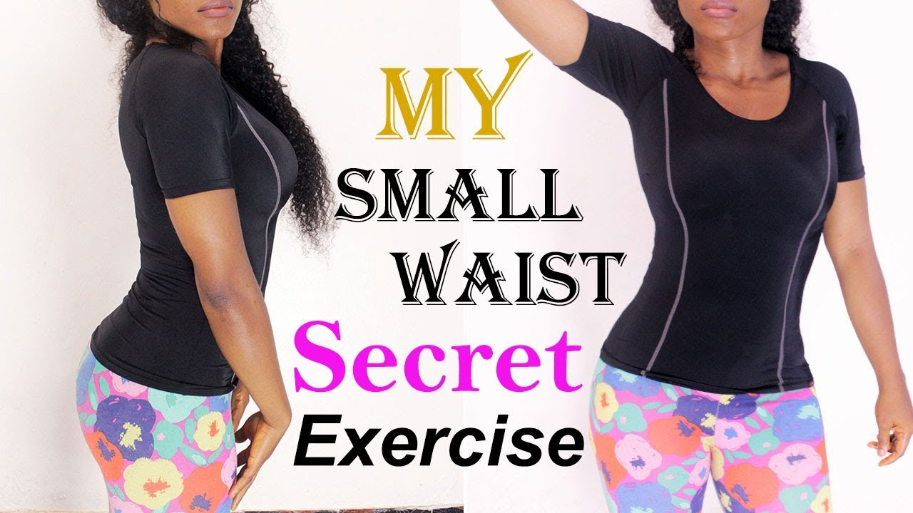 Secret Workout To Get Small Waist & Flat Tummy