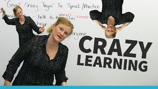 Improve your English the CRAZY way!!!