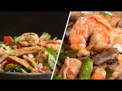 5 Easy, Delicious And Healthy Shrimp Recipes