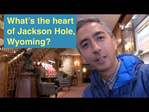 Wort Hotel—Tour Of A Historic American Hotel—The Silver Dollar Bar