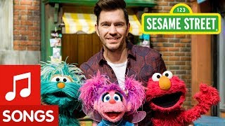 Sesame Street: What Are We Going to Play Today Song with Andy Grammer